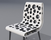 Bubble Point - chair concept