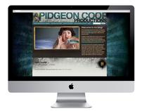 Pidgeon Coop Productions Website