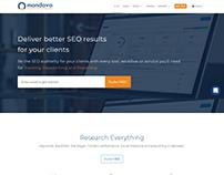 Web ApplicationHomepage Design