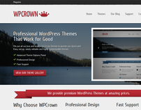 WPCrown.com got a new design
