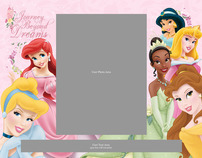 Disney© Princess Calendar