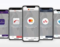Dubai Mastercard® - Multiple Clients Wallet