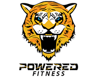 Powered Fitness Logo
