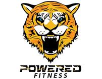Powered Fitness Logo