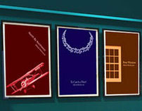 Hitchcock Posters