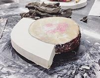 wood | porcelain | gypsum | plates
