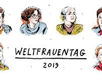 Weltfrauentag 2019 - SPIEGEL