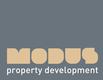 Modus Property Developement branding