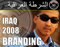 IRAQ 2008 BATTLEFIELD BRANDING