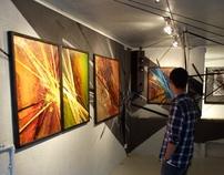 rabeko solo exhibition