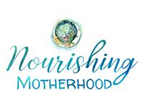Nourishing Motherhood Logo