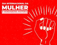 Dia internacional da mulher | #8M
