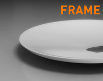 FRAME Dinnerware and Cutlery