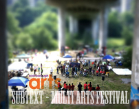 Scarborough Arts; SUBTEXT MULTI ARTS FESTIVAL