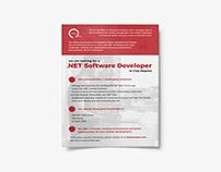 Job Ad - ZenQMS .NET Developer