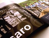 Massaro Corporation - Corporate Print Collateral