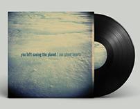 You Left Saving the Planet / Album Cover