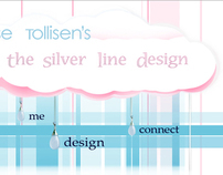 The Silver Line Design - My First Portfolio