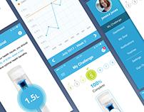 Hydration Tracker App