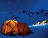 Snowboard Canada / Alaska Feature