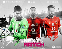 CD - NM - AL AHLY & EL MAKASA