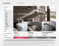 Globo ceramica: web-site
