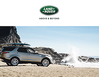 Land Rover Ukraine official website