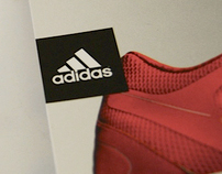 Adidas- Adizero Feather Light.