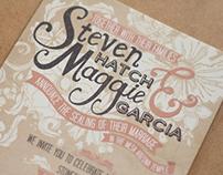 Maggie & Steven | Wedding Invitations