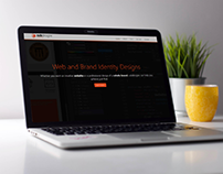 Freelance business website