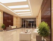 Naza Tower interior Design 03