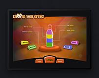 饮料选择系统概念方案