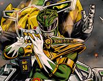 Green Ranger.