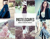 Pastelscapes Mobile & Desktop Lightroom Presets