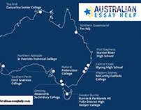Map Your Essay Writing Service in Common Area in Austra