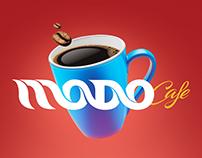 Modo Cafe Branding