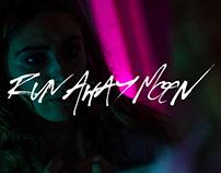 Runaway Moon title design