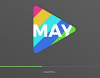 MAY Music App