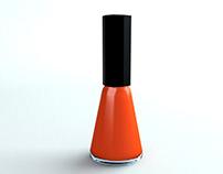 3D Nail polish