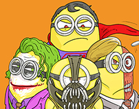 Minions Squad