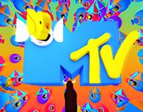 MTV - Bull on drugs