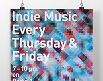 Poster design: Music genres