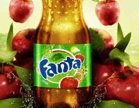 Fanta apple