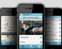 Lisbon Museums mobile application
