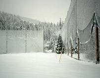 Golf range, Whistler