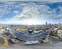 Propa inşaat Havadan Kat Manzarası Çekimi
