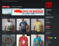 Nonoloa — Online shop