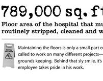Hospital Week Ad Series
