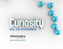 DISCOVERY CHANNEL: CURIOSITY