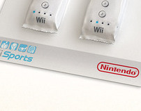 Nintendo Wii. Promocards